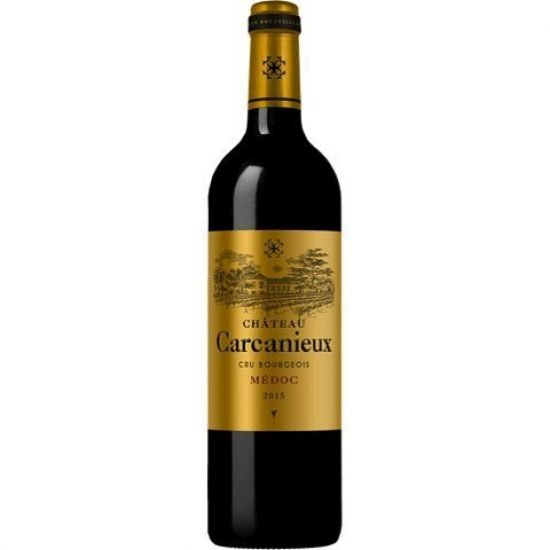 Chateaux Carcanieux Medoc Cru Bourgeois 75cl