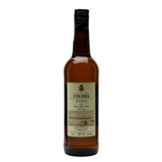 Colosia Fino Sherry 75cl