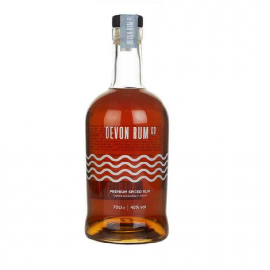 Devon Spiced Rum, Devon Rum Company, 70cl