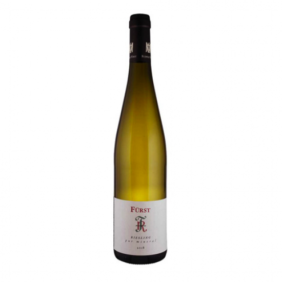Furst Pur Mineral Riesling Franconia 75cl