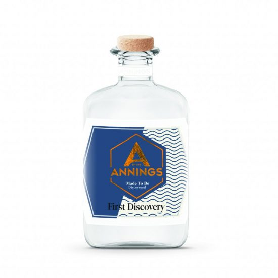 Annings First Discovery Gin 70cl