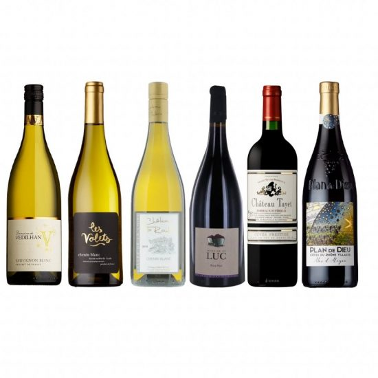 French Classics Mixed Case 6 x 75cl