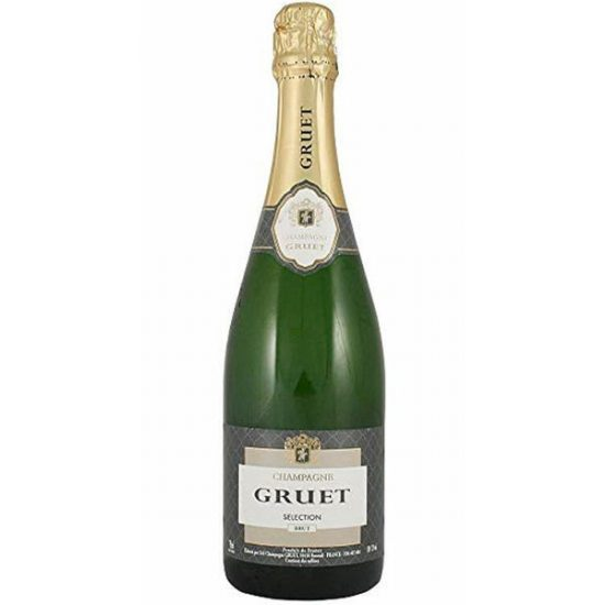 Champagne Gruet Brut Selection 75cl