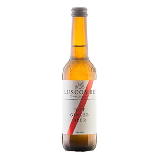 Luscombe Hot Ginger Beer 270ml
