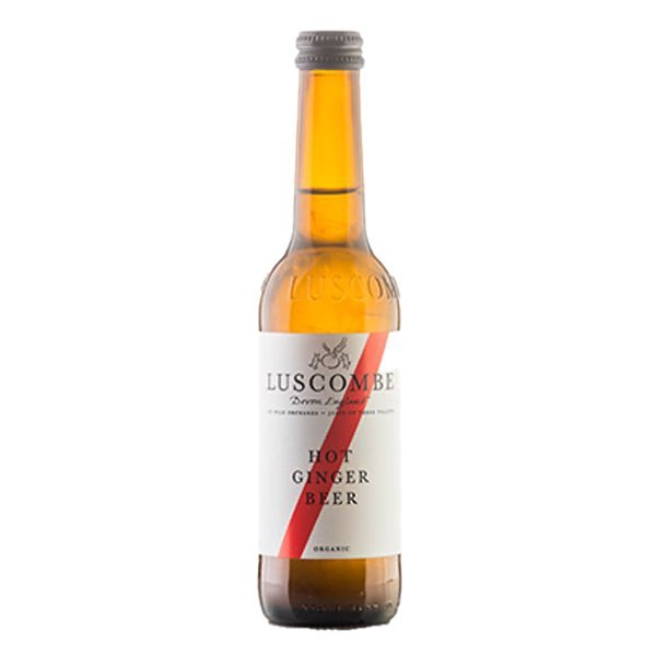 Luscombes Hot Ginger Beer (Organic)