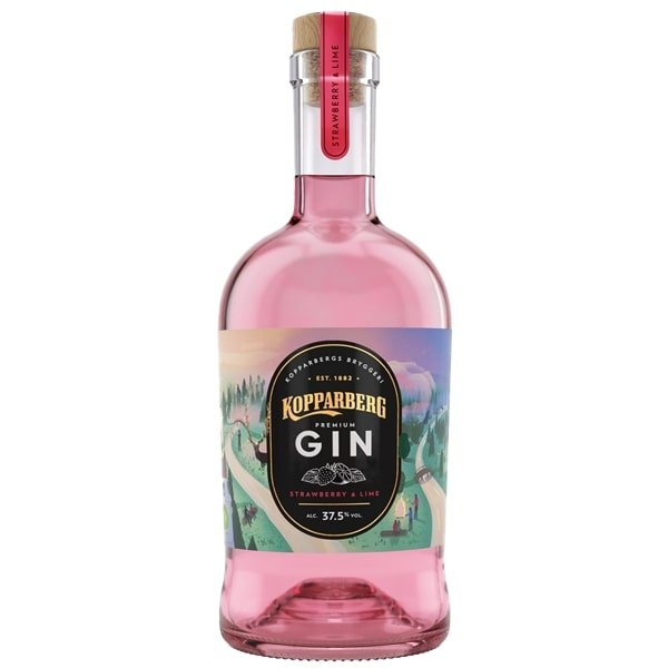 Kopparberg Strawberry and Lime Gin