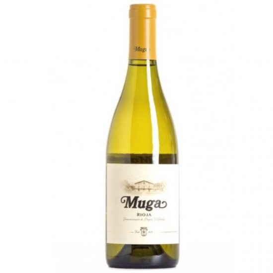 Muga Blanco Barrel Fermented 75cl