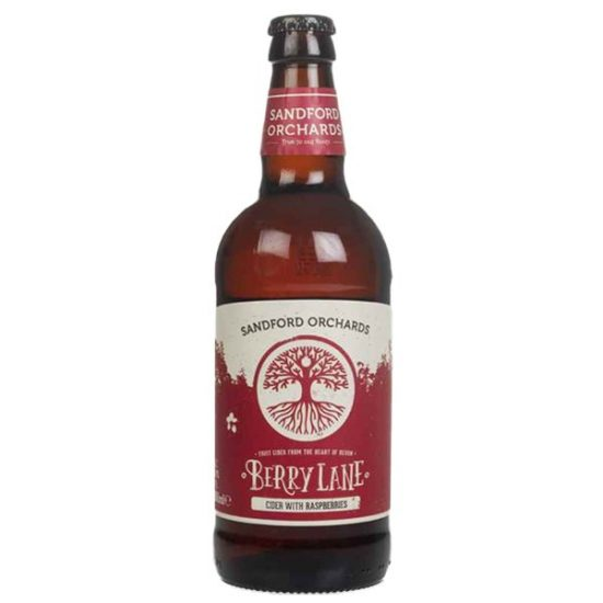 Sandford Orchards Berry Lane 4% 500ml