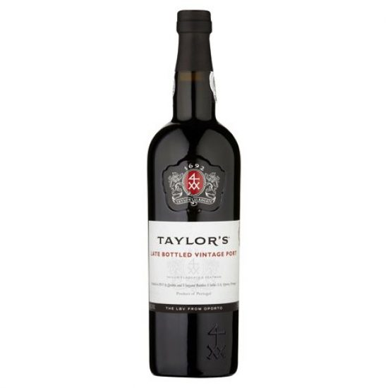 Taylors LBV Port Gift Box 70cl