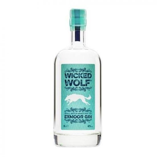 Wicked Wolf Gin 70Cl