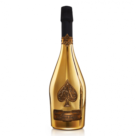 Armand de Brignac 'Ace of Spades' Champagne 75cl