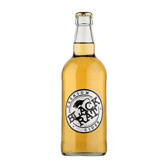 Black Rat Cider 8x500ml
