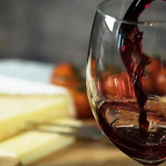 Bordeaux Wine and Cheese Masterclass - Thursday 2nd December 18:30