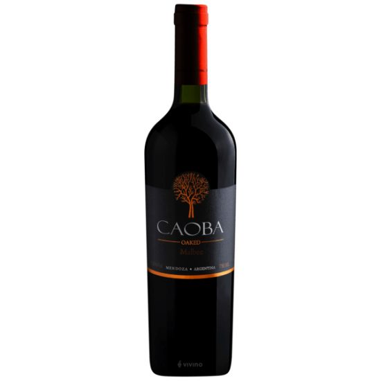 Caoba Estate Oaked Malbec 75cl