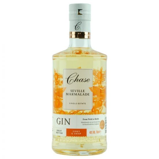 Chase Marmalade Gin 70cl