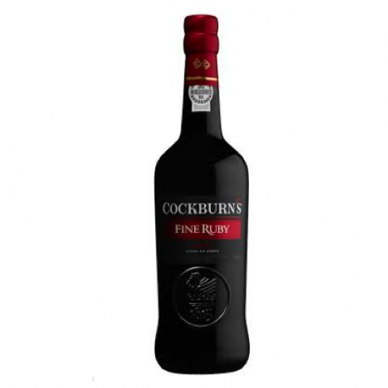 Cockburn's Fine Ruby Port 75cl