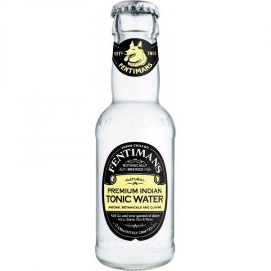 Fentimans Tonic Water 24x125ml