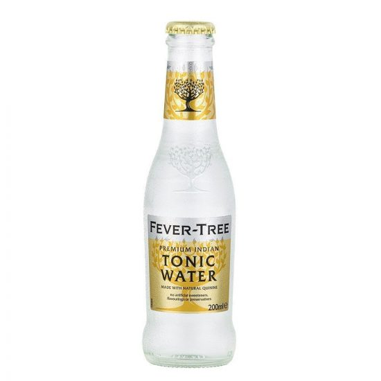 Fever Tree Tonic 24x200ml Case