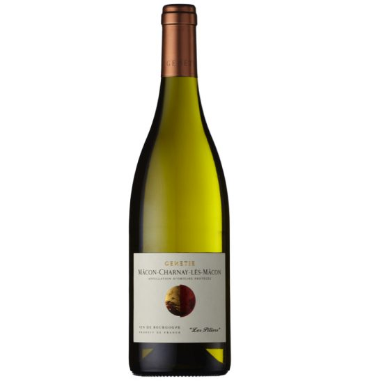 Genetie Macon Charnay les Macon Les Piliers 75cl