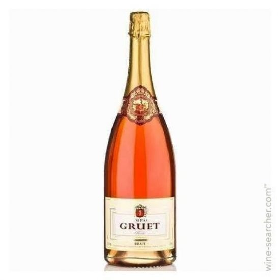 Champagne Gruet Rose 75cl