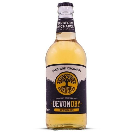 Sandford Orchards Devon Dry 5% 500ml