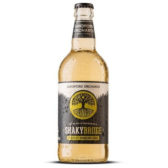 Sandford Orchards Shaky Bridge 6% 500ml