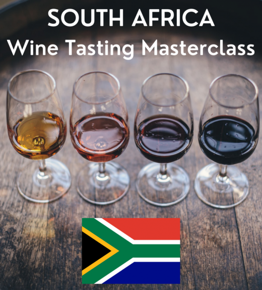 south africa wine tasting