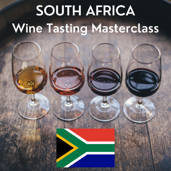 South Africa Masterclass Wine Tasting with Newton Wines