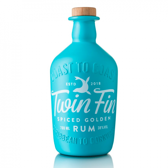 Tarquins Twin Fin Spiced Rum