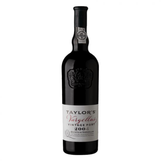 Taylors 2004 Vargellas Vintage Port 75cl