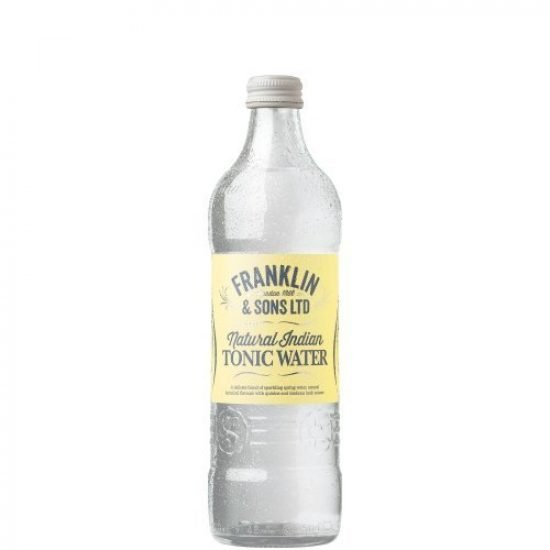 Franklin and Sons Natural Indian Tonic Water 20cl