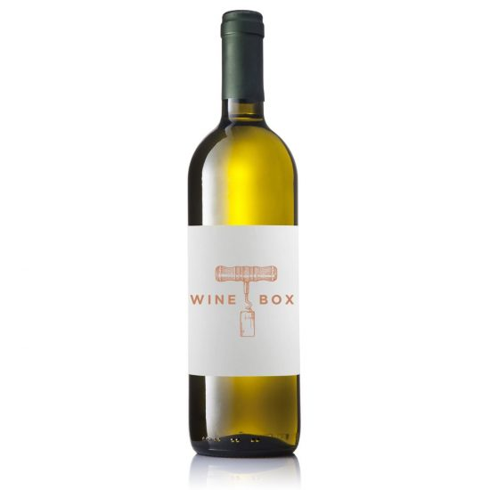 The Wine Gift Box Whites 6 x 75cl